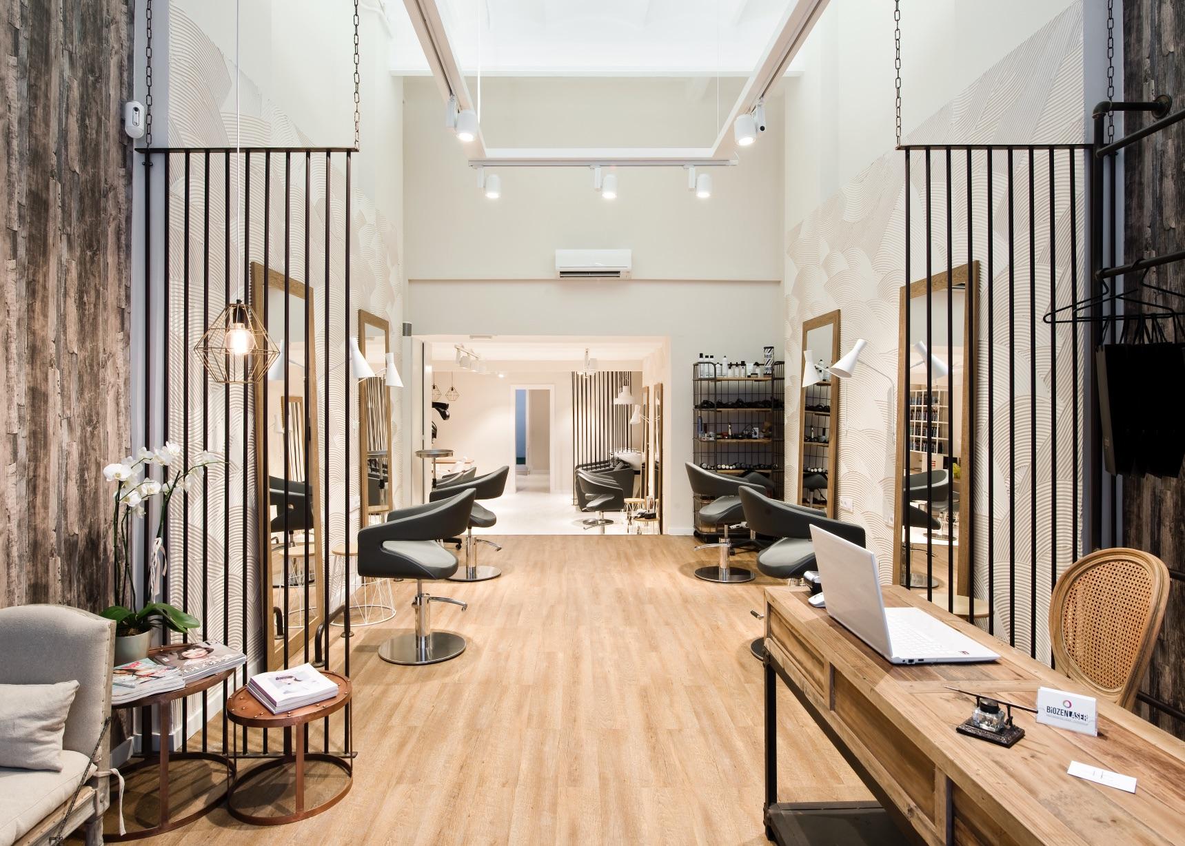 Salón peluquería en Barcelona especialistas en alisado Goa